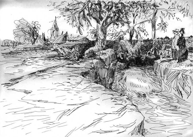 Au-bord-d'un-ruisseau