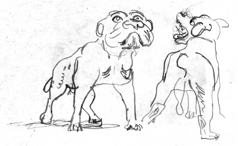 Deux-dogues