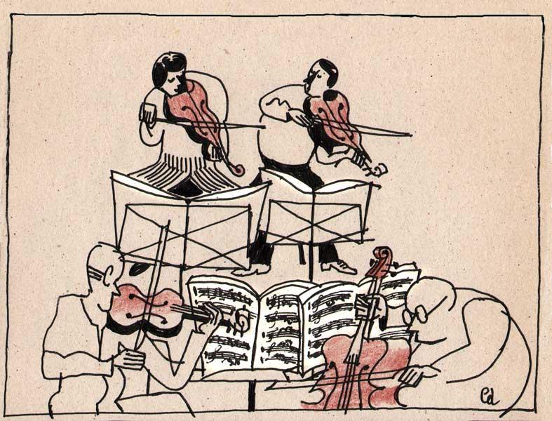 Quatuor-à-cordes