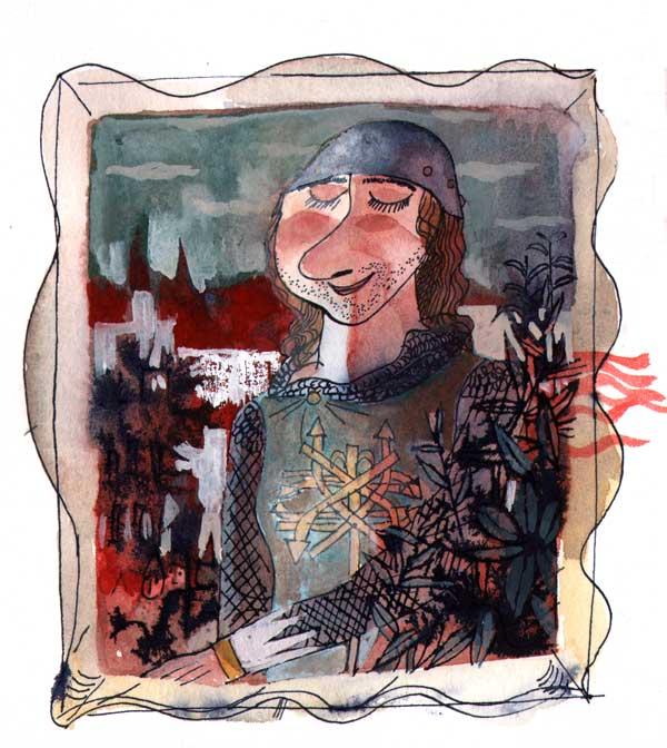 Portrait-d'un-chevalier