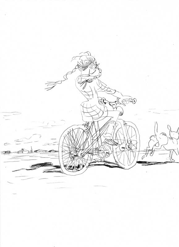 Vélo-à-marée-basse