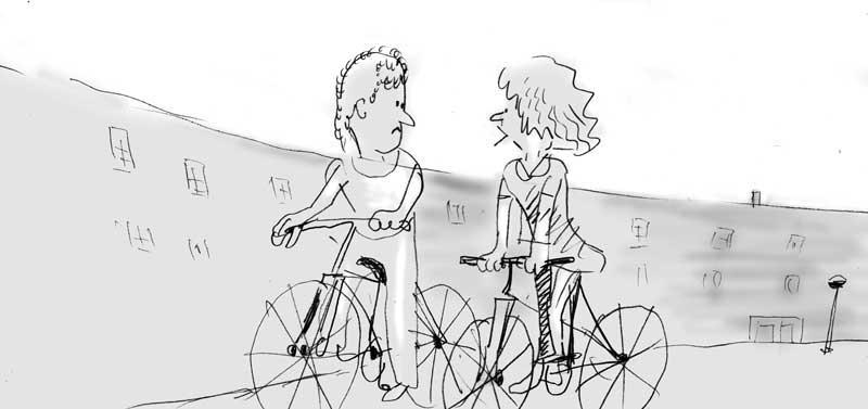 Vélo-en-banlieue